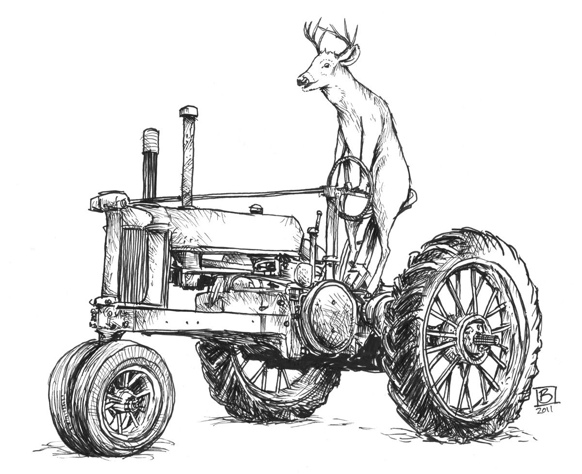 tractor coloring to print fired up free tractor coloring tractors farm tractor print coloring to