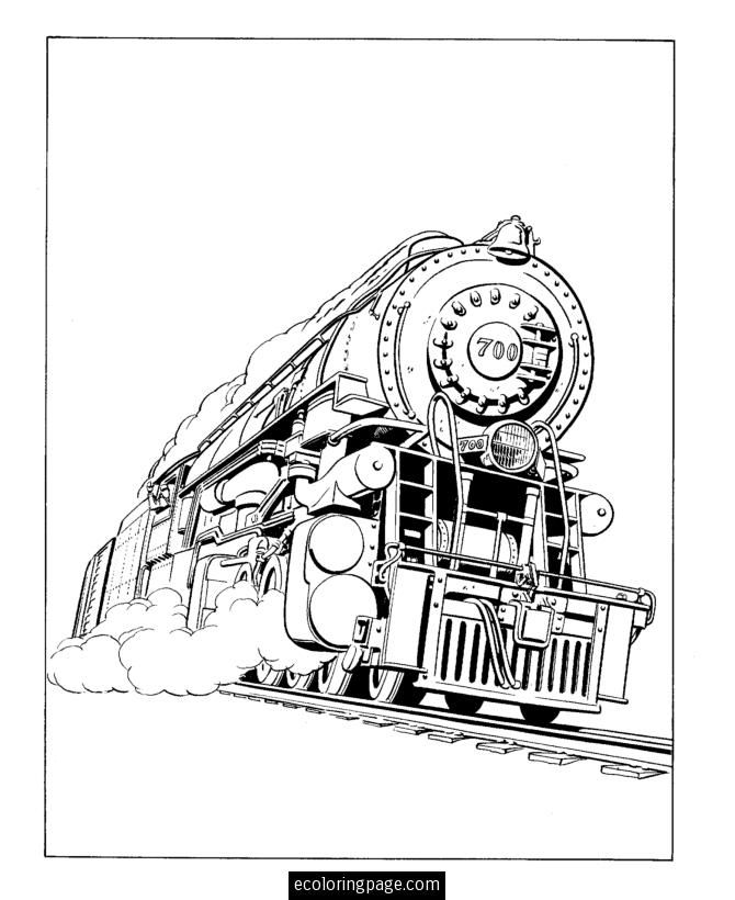 train engine coloring steam engine james coloring pages coloring home engine coloring train