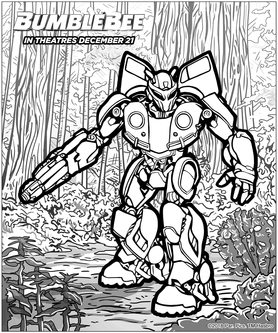 transformer colouring in bumblebee coloring pages best coloring pages for kids colouring in transformer
