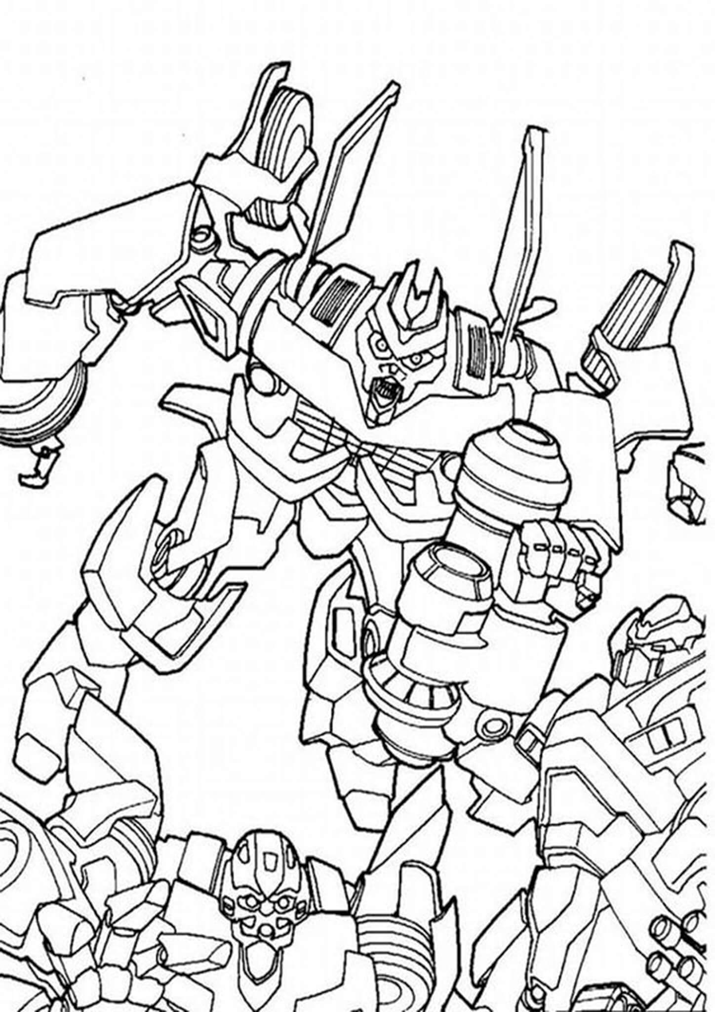 transformer colouring in free easy to print transformers coloring pages tulamama transformer in colouring