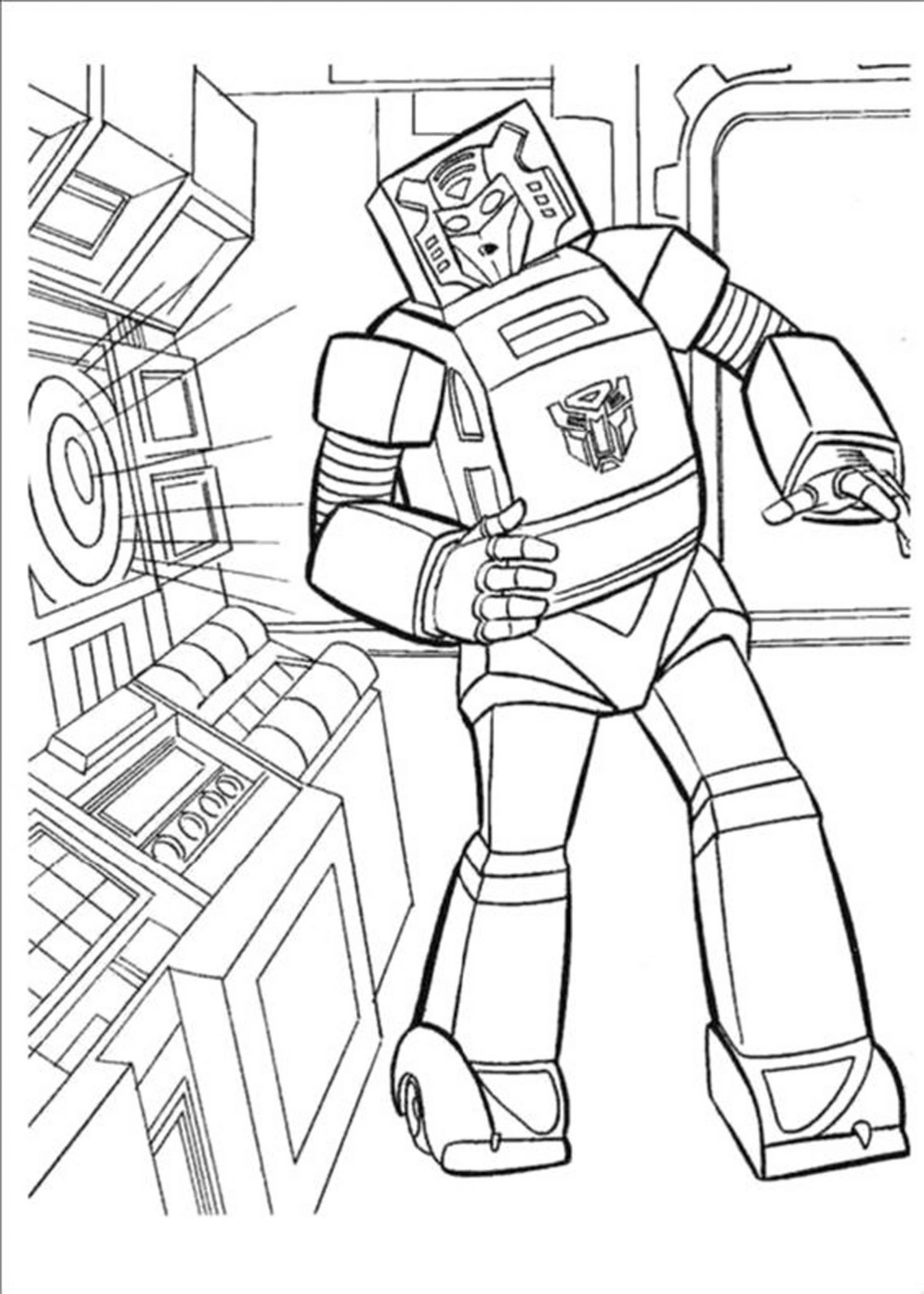 transformer colouring in free printable transformers coloring pages for kids transformer in colouring