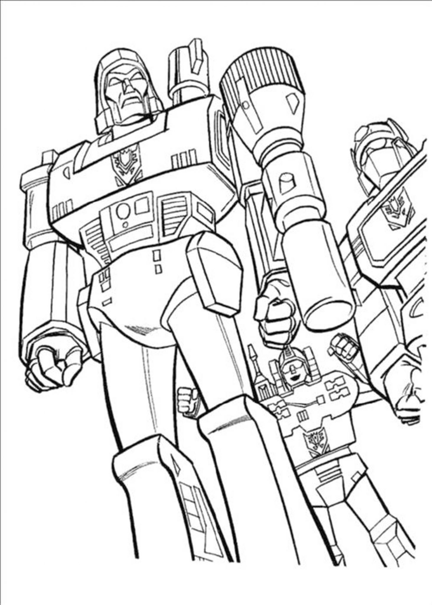 transformer colouring in print download inviting kids to do the transformers in colouring transformer