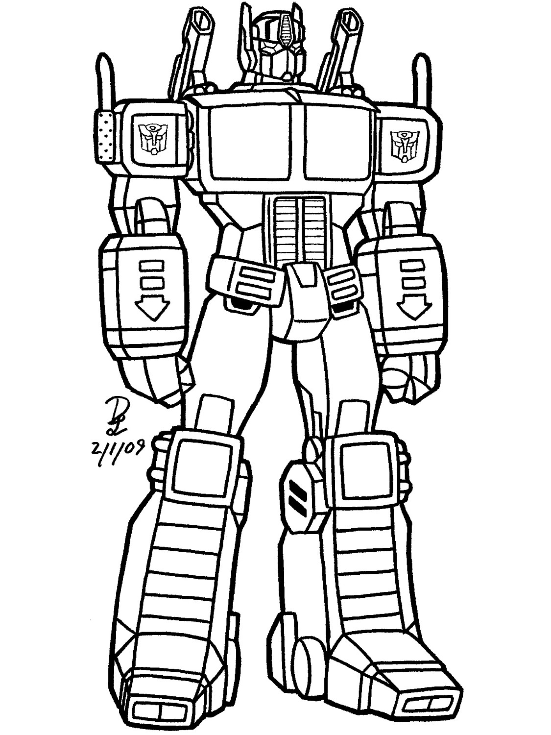 transformer colouring in transformers to color for kids transformers kids transformer in colouring