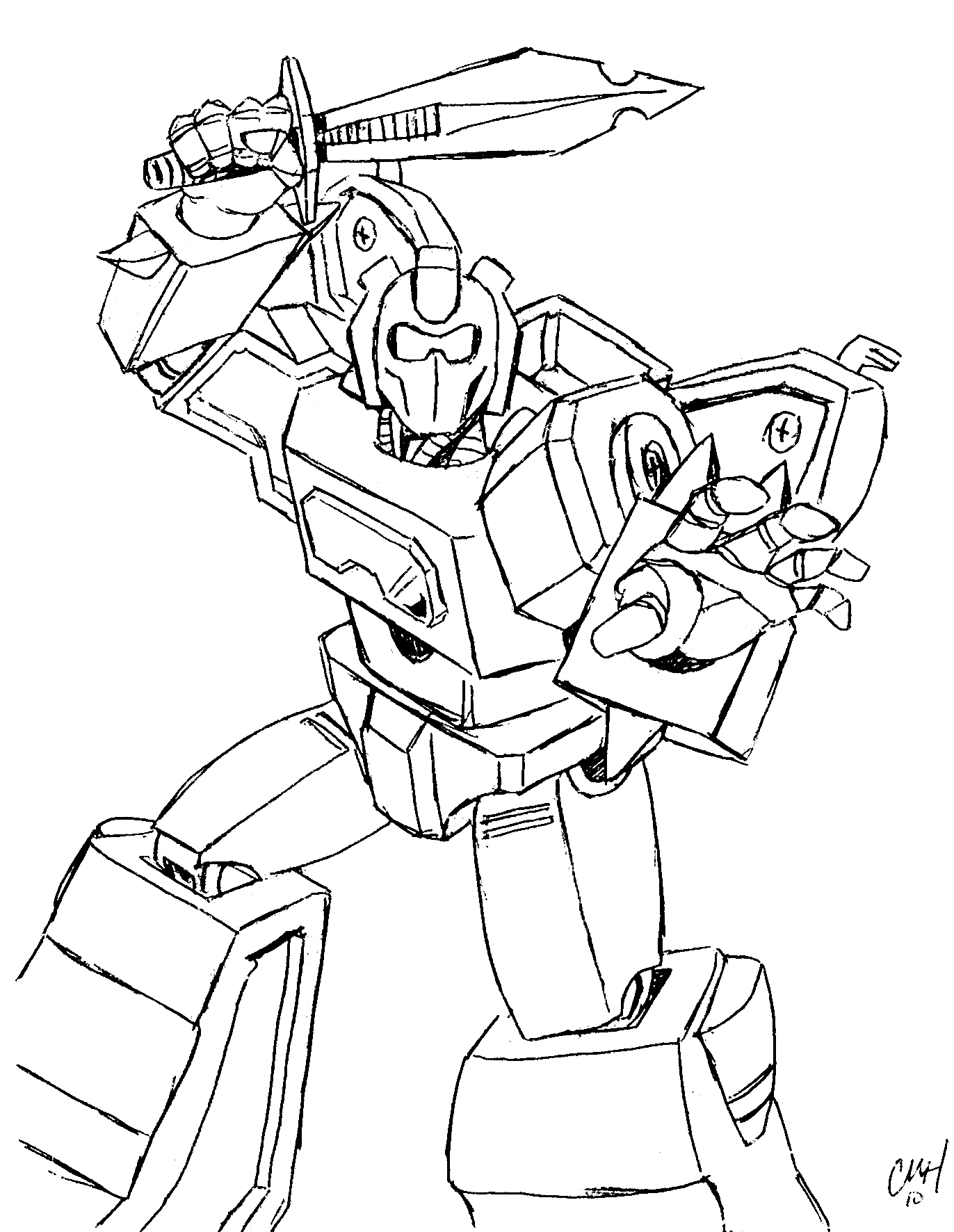 transformer for coloring free printable transformers coloring pages for kids coloring transformer for