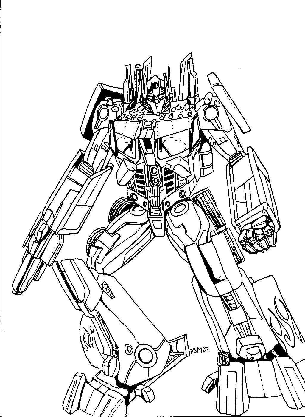 transformer for coloring transformers coloring pages free download on clipartmag transformer coloring for
