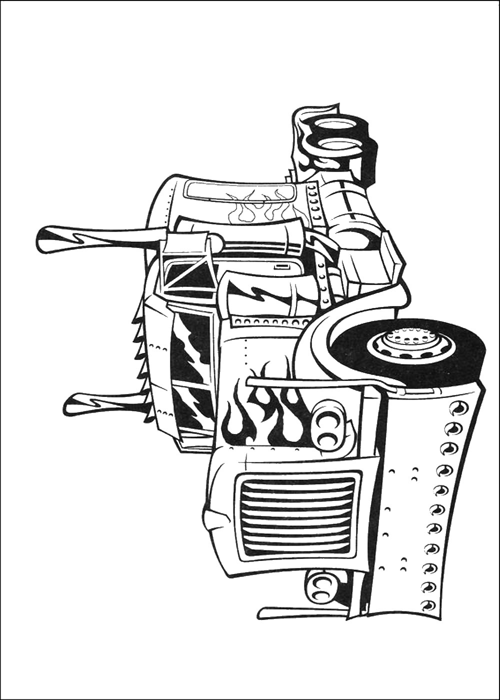 transformer for coloring transformers to color for kids transformers kids coloring transformer for