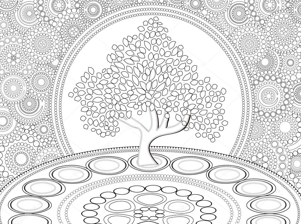 tree of life coloring tree of life free printable download this picture for of coloring life tree