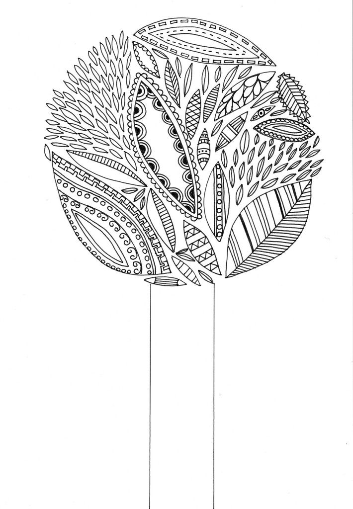 tree of life coloring tree of life zentangle mandala adult coloring page etsy coloring tree of life