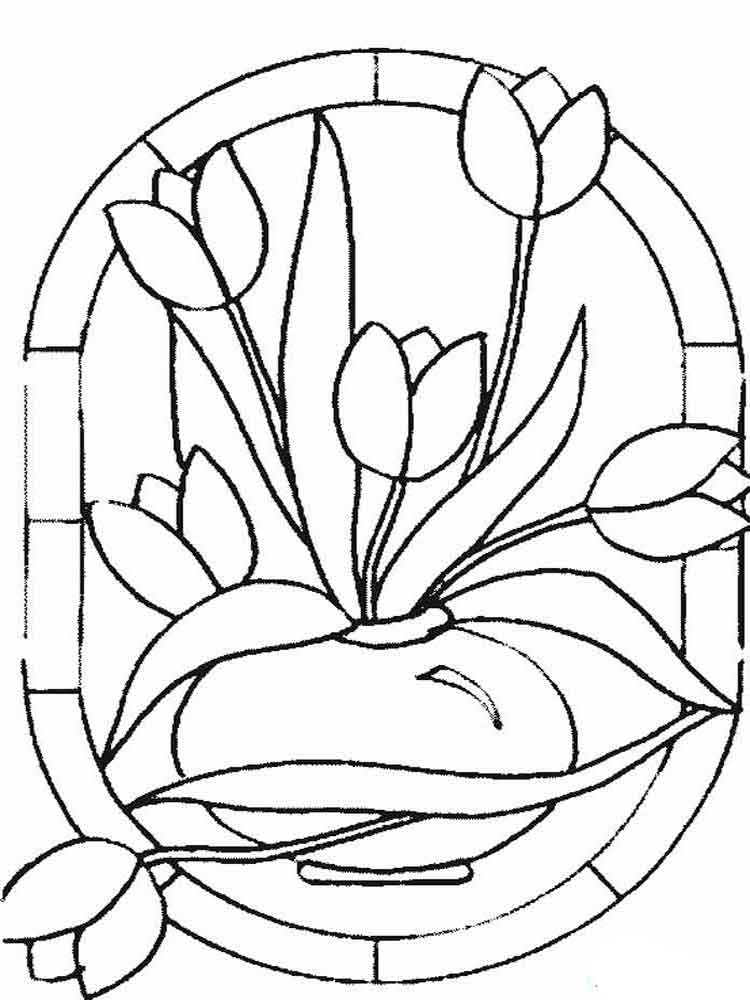 tulip coloring pictures tulip coloring pages download and print tulip coloring pages coloring pictures tulip