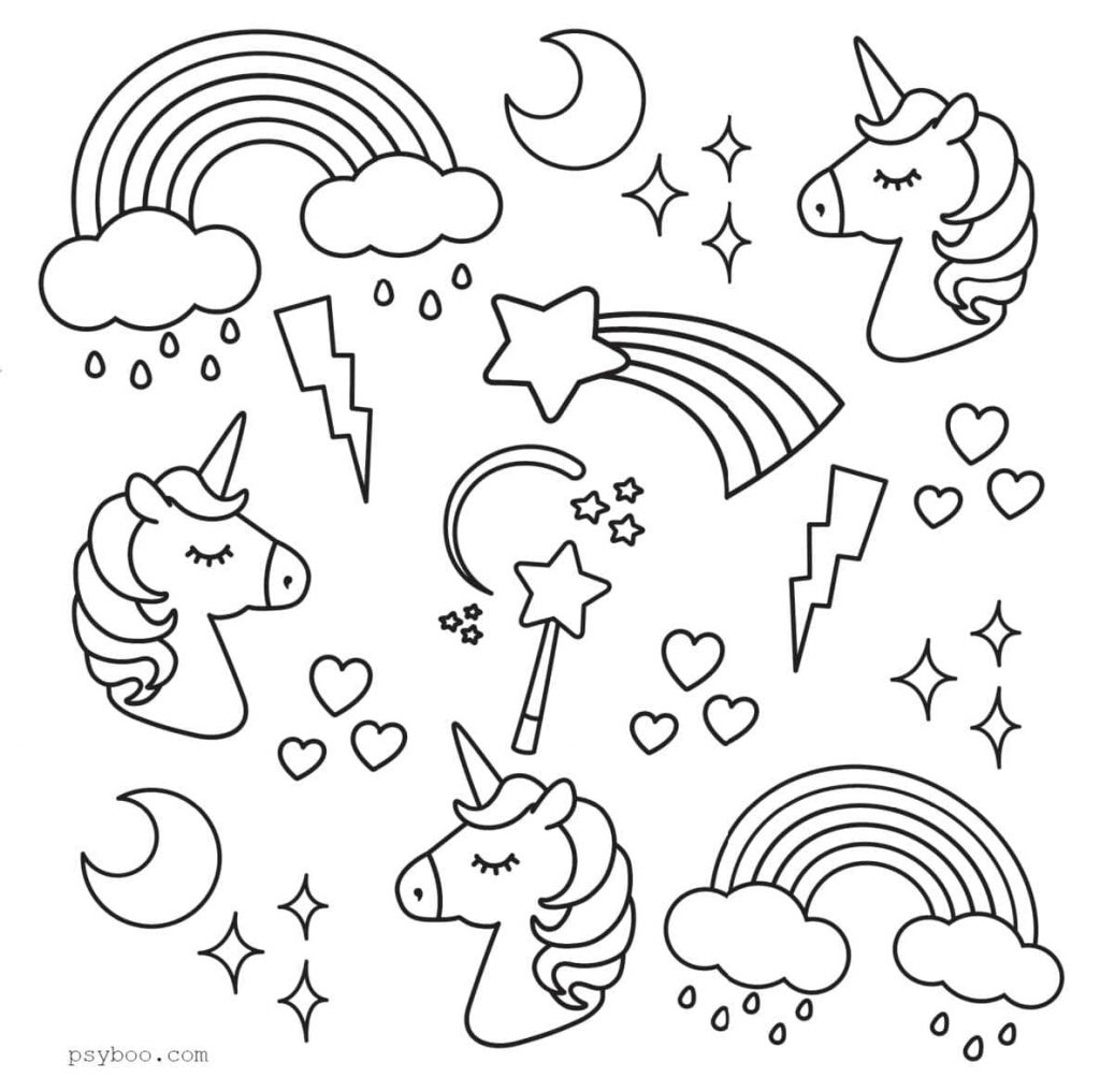 unicorn coloring videos free unicorn coloring pages printable for kids unicorn unicorn coloring videos