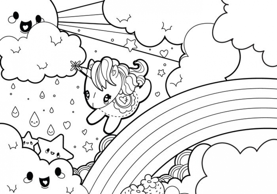 unicorn print out get this unicorn coloring pages free printable 51582 out print unicorn