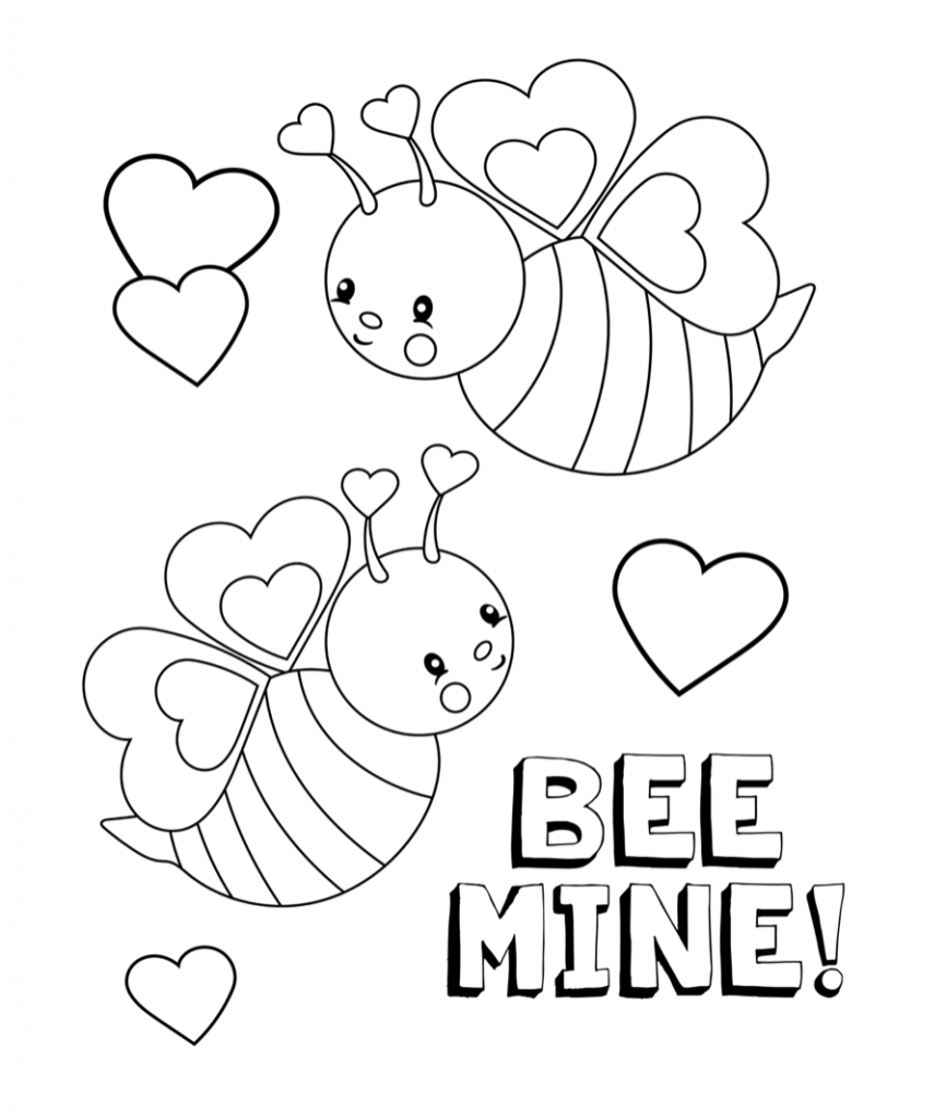 valentines day color pages free printables valentines day coloring pages valentine color day pages valentines