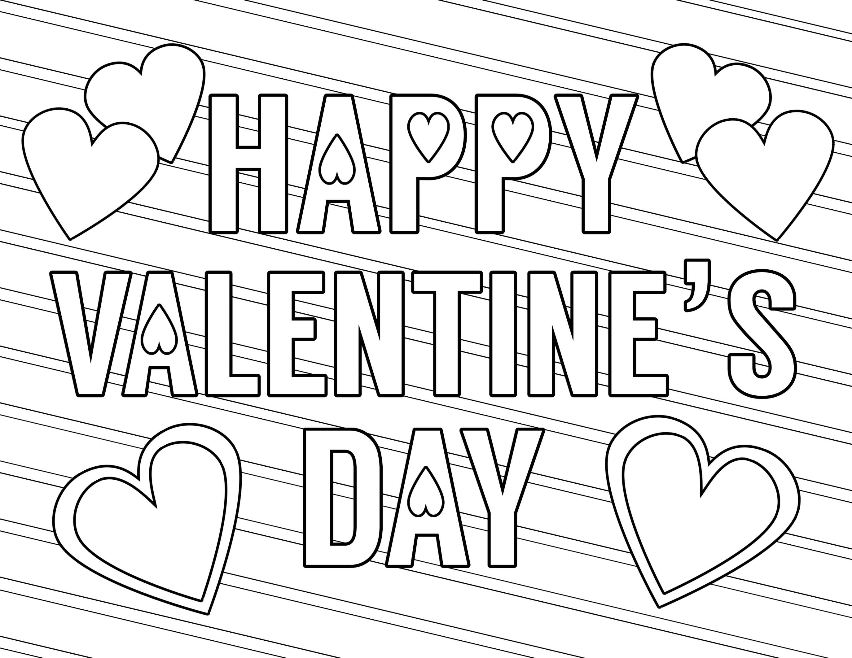 valentines day color pages happy valentines day coloring pages printable games sketch day valentines pages color
