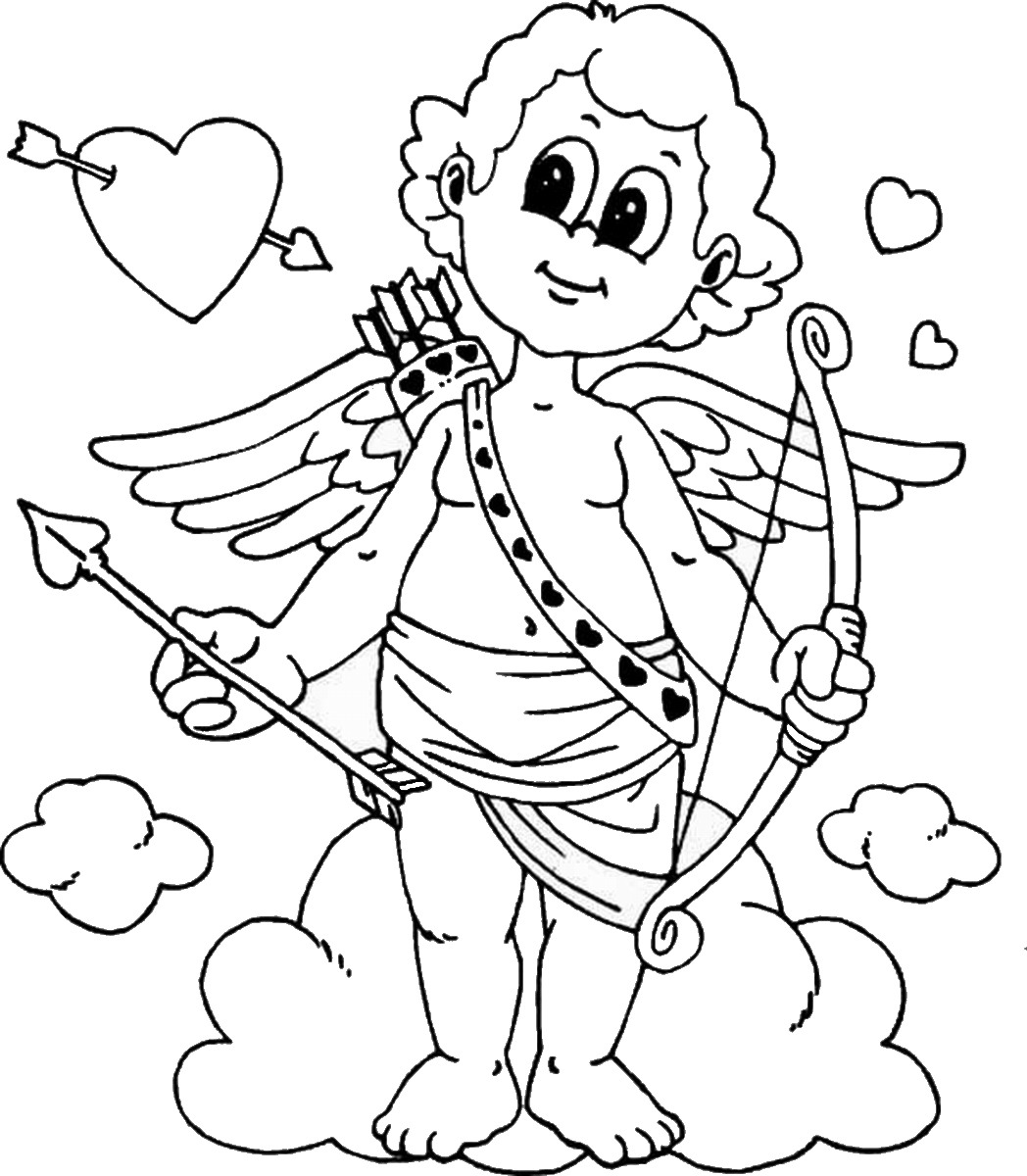 valentines day color pages printable valentine39s day coloring page 2 coolest free color pages day valentines