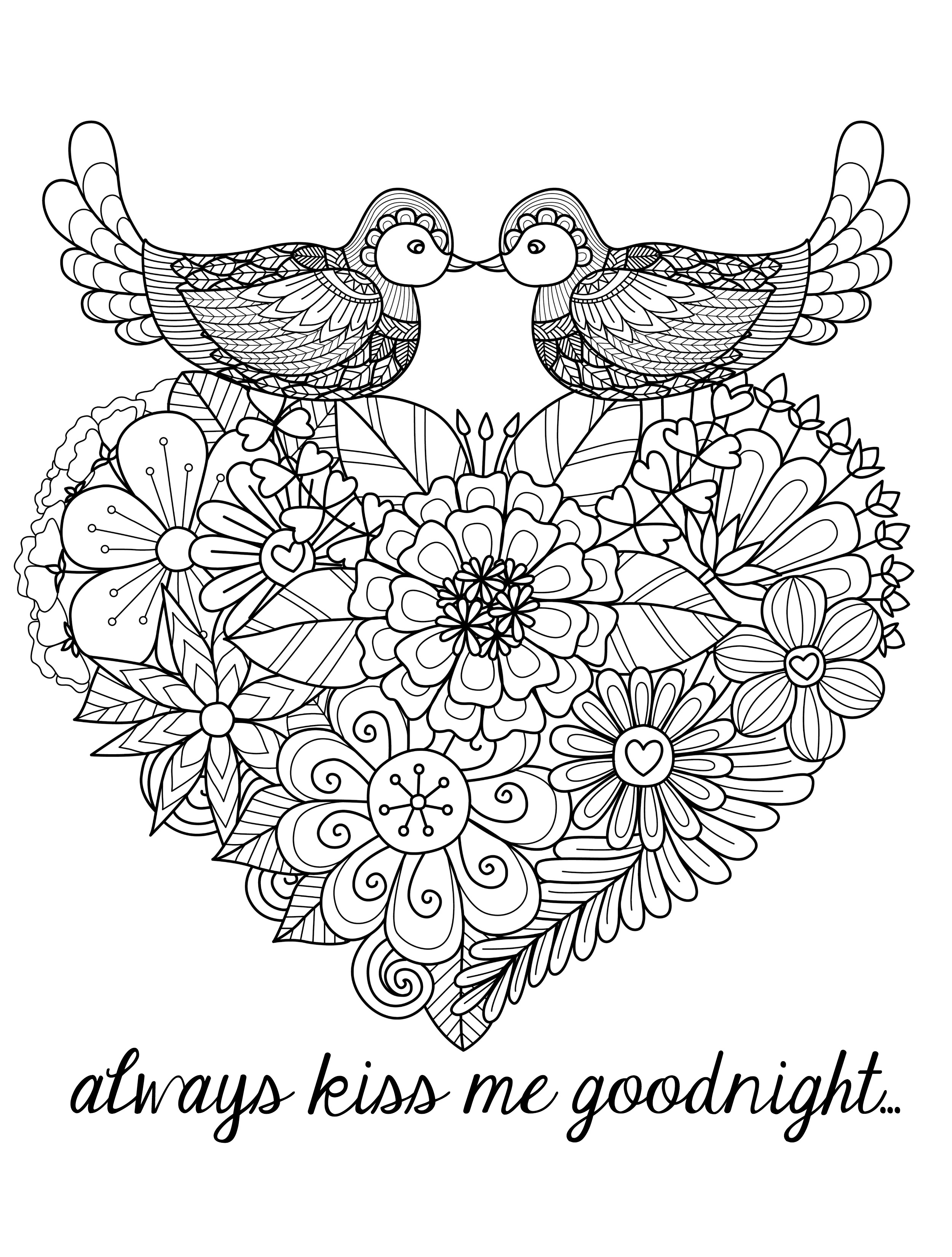 valentines day color pages valentines coloring pages free coloring pages for kids color day valentines pages