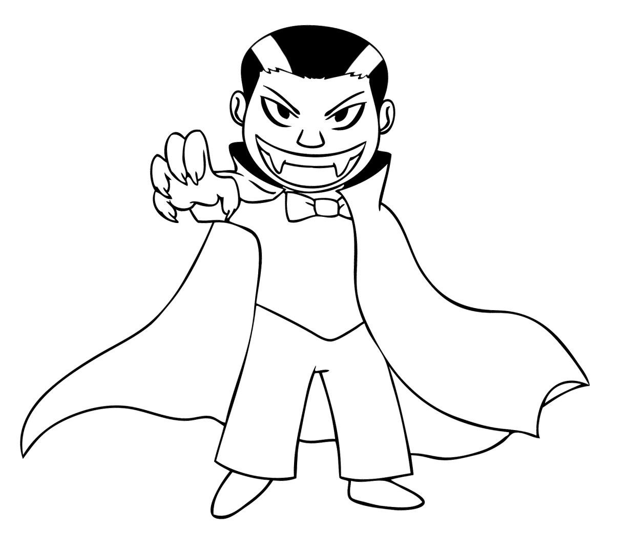 vampire coloring free vampire coloring pages to print vampire coloring