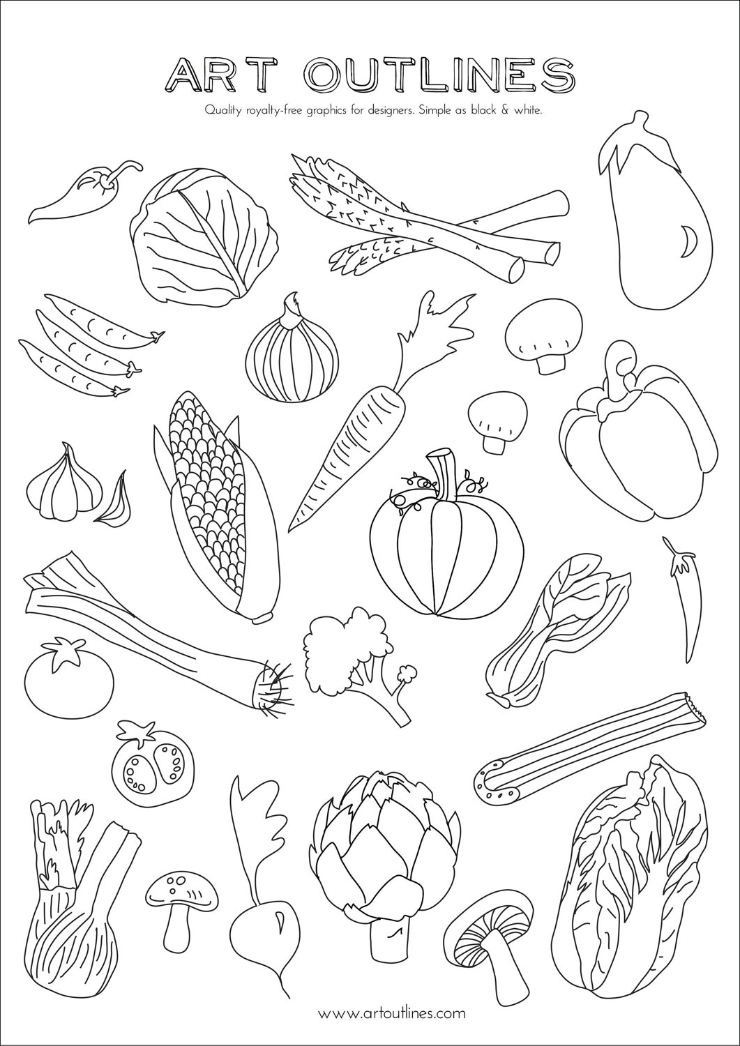 vegetables drawing for coloring vegetable coloring pages for childrens printable for free drawing for vegetables coloring