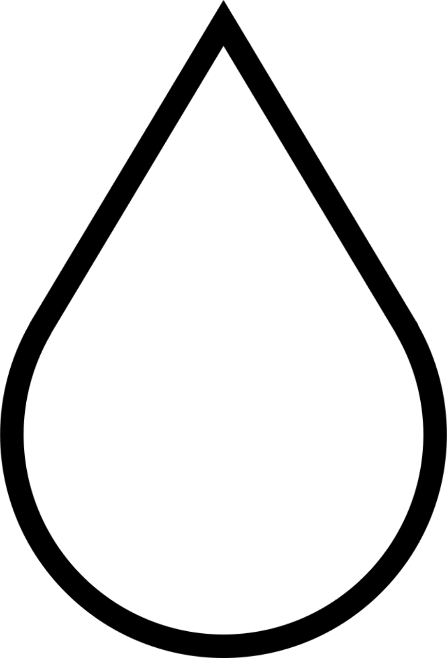 water drop coloring page water drop clipart droplet droplets coloring page drop water page coloring