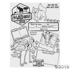 wild encounters vbs coloring pages roar vbs printable activity sheets borrowed coloring wild vbs pages encounters