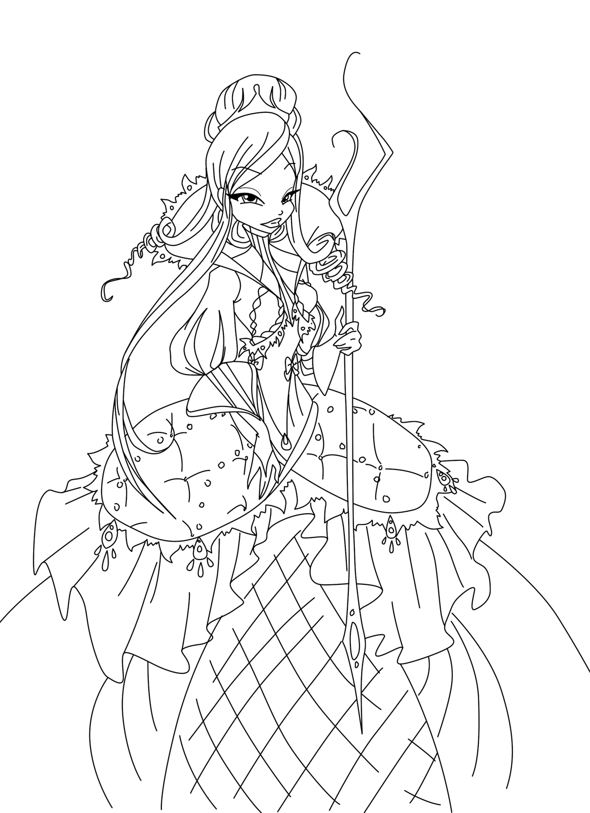 winx coloring pages winx princess coloring pages download and print for free winx coloring pages