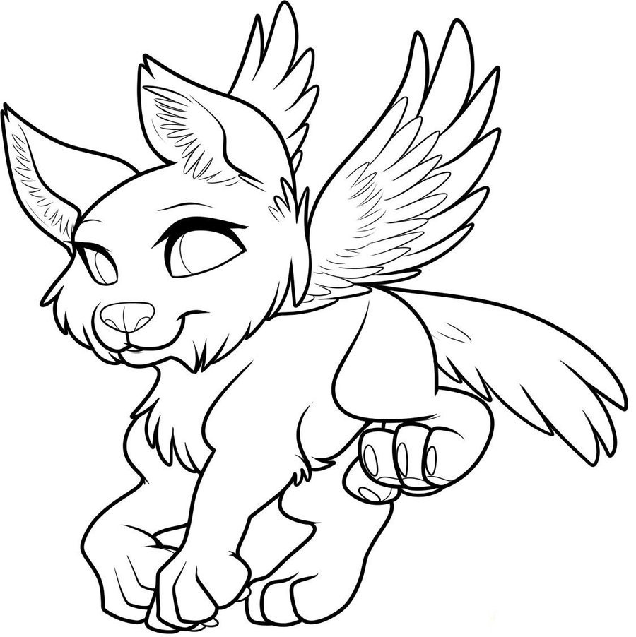 wolf pup coloring pages free wolf pup lineart by darthregina125 on deviantart pup pages coloring wolf
