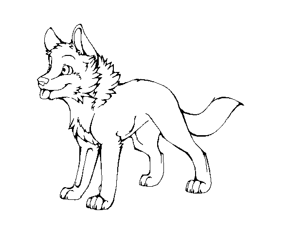 wolf pup coloring pages wolf pup lineart by the1andonlyraven on deviantart coloring wolf pages pup