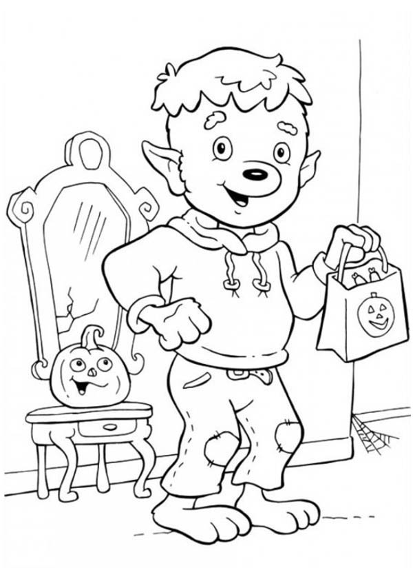 wolfman coloring pages free werewolf coloring pages coloring home wolfman pages coloring