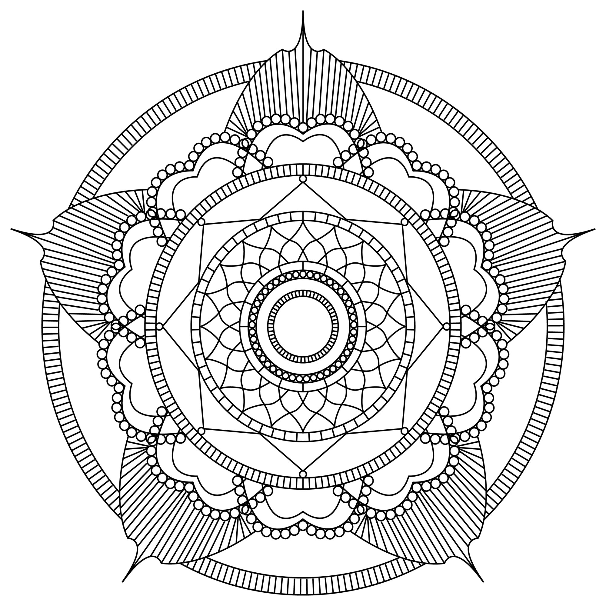 word mandala coloring pages anti stress mandala forming a flower zen anti stress word mandala coloring pages