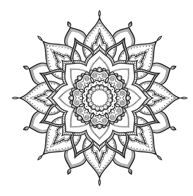 word mandala coloring pages boost your mood by coloring in pictures 7 free pages from pages mandala coloring word