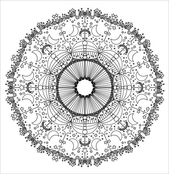 word mandala coloring pages coloring page for adults with mandala and peaceful word coloring pages mandala word