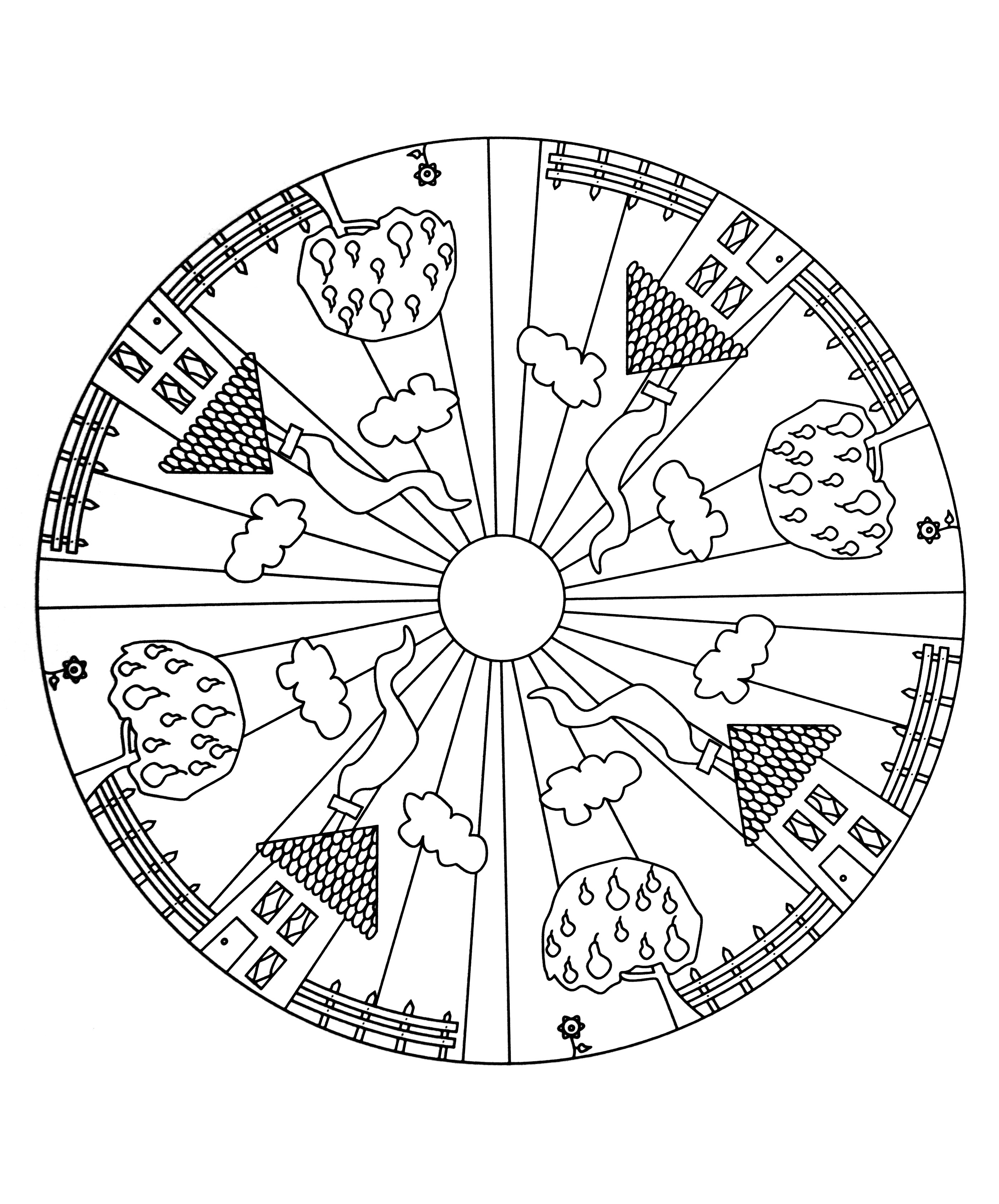 word mandala coloring pages coloring page for adults with mandala and warrior word word mandala pages coloring