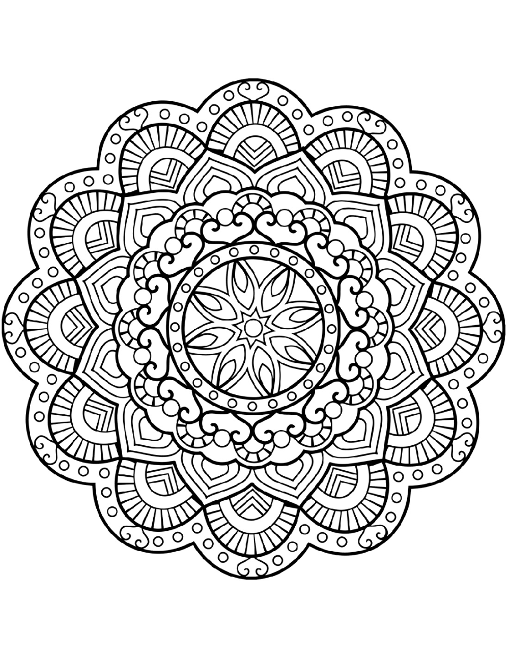 word mandala coloring pages free colouring pages 5 stunning mandalas to colour from pages mandala word coloring