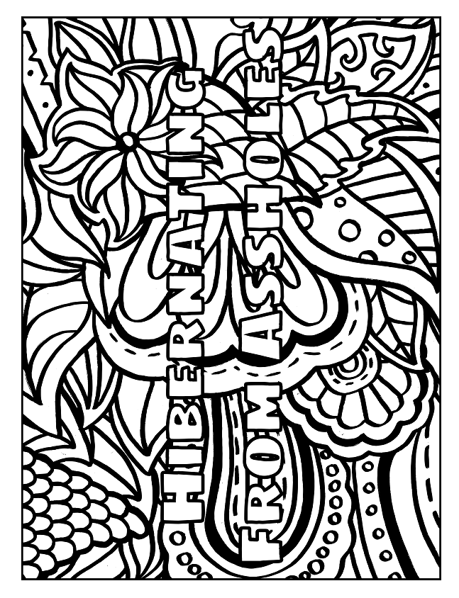 word mandala coloring pages here are difficult mandalas coloring pages for adults to word coloring mandala pages
