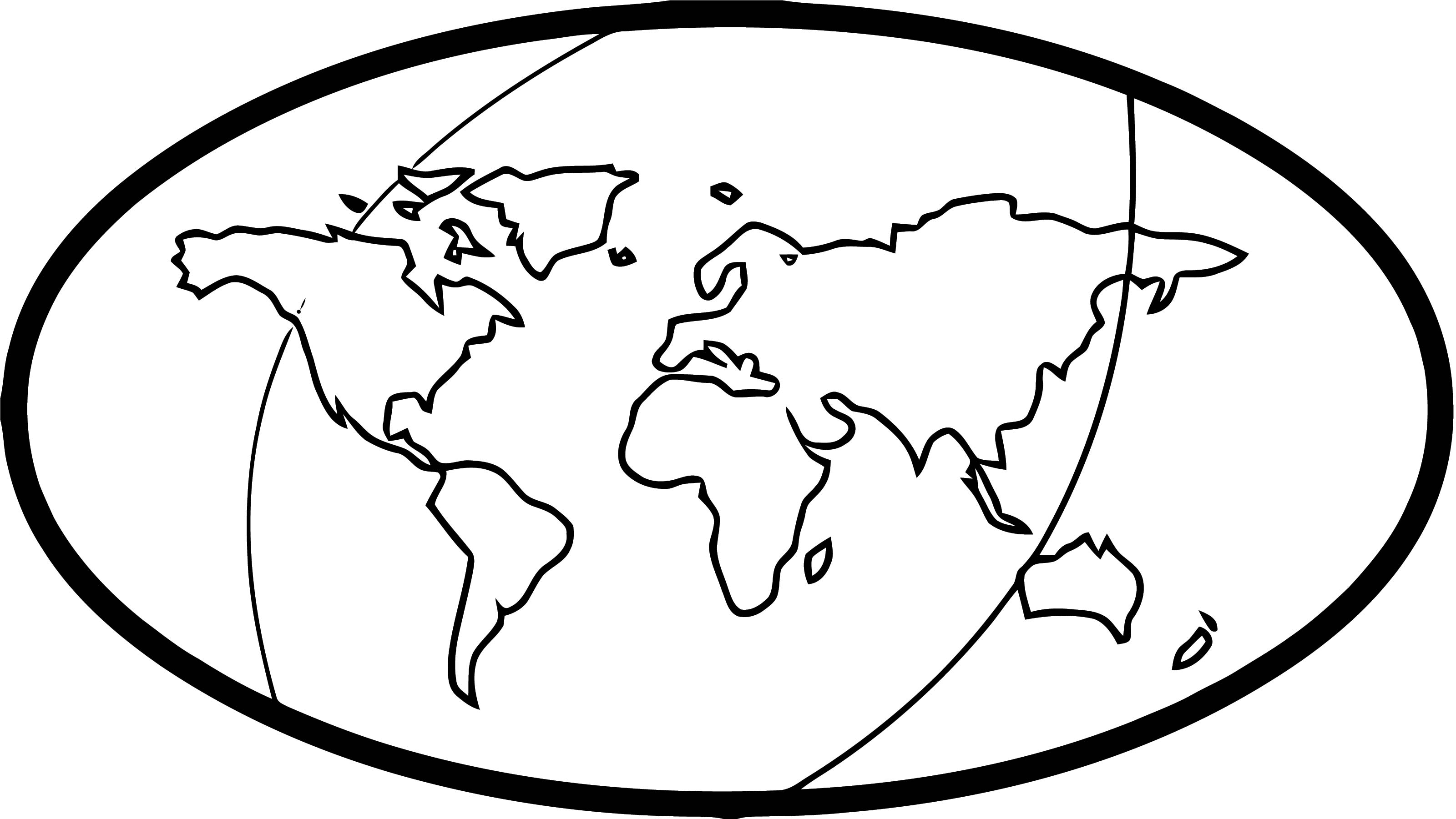 world globe coloring page 20 free printable earth coloring pages everfreecoloringcom coloring world page globe