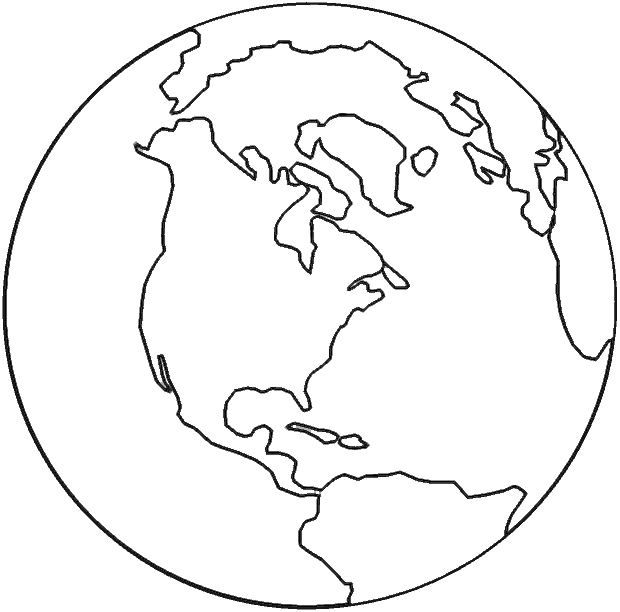 world globe coloring page get this free earth coloring pages to print v5qom world page coloring globe