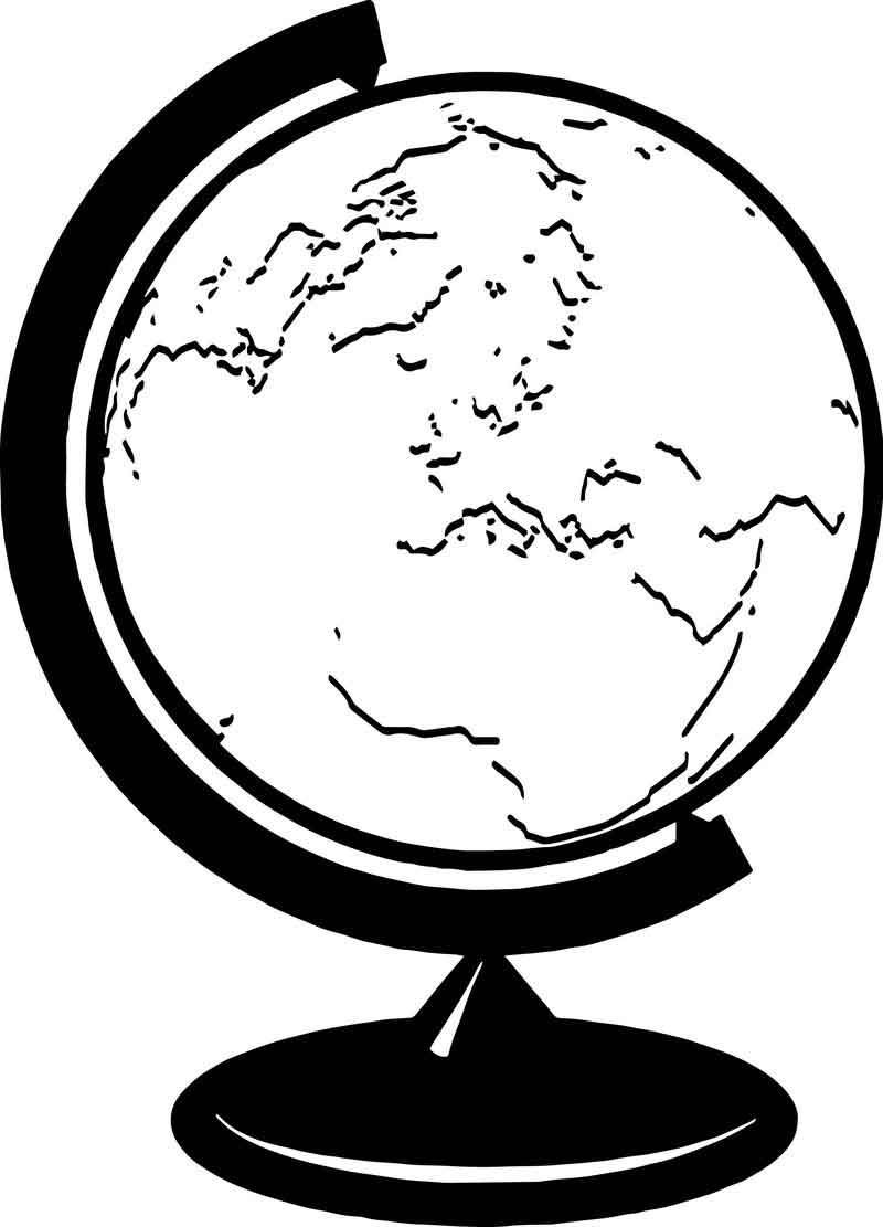 world globe coloring page world earth day printable coloring pages for preschool coloring world page globe