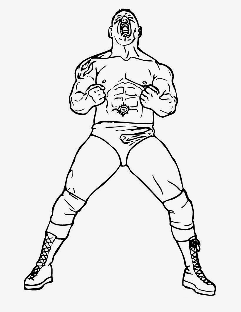 wwe colouring pictures get this printable wwe coloring pages online 12903 pictures wwe colouring