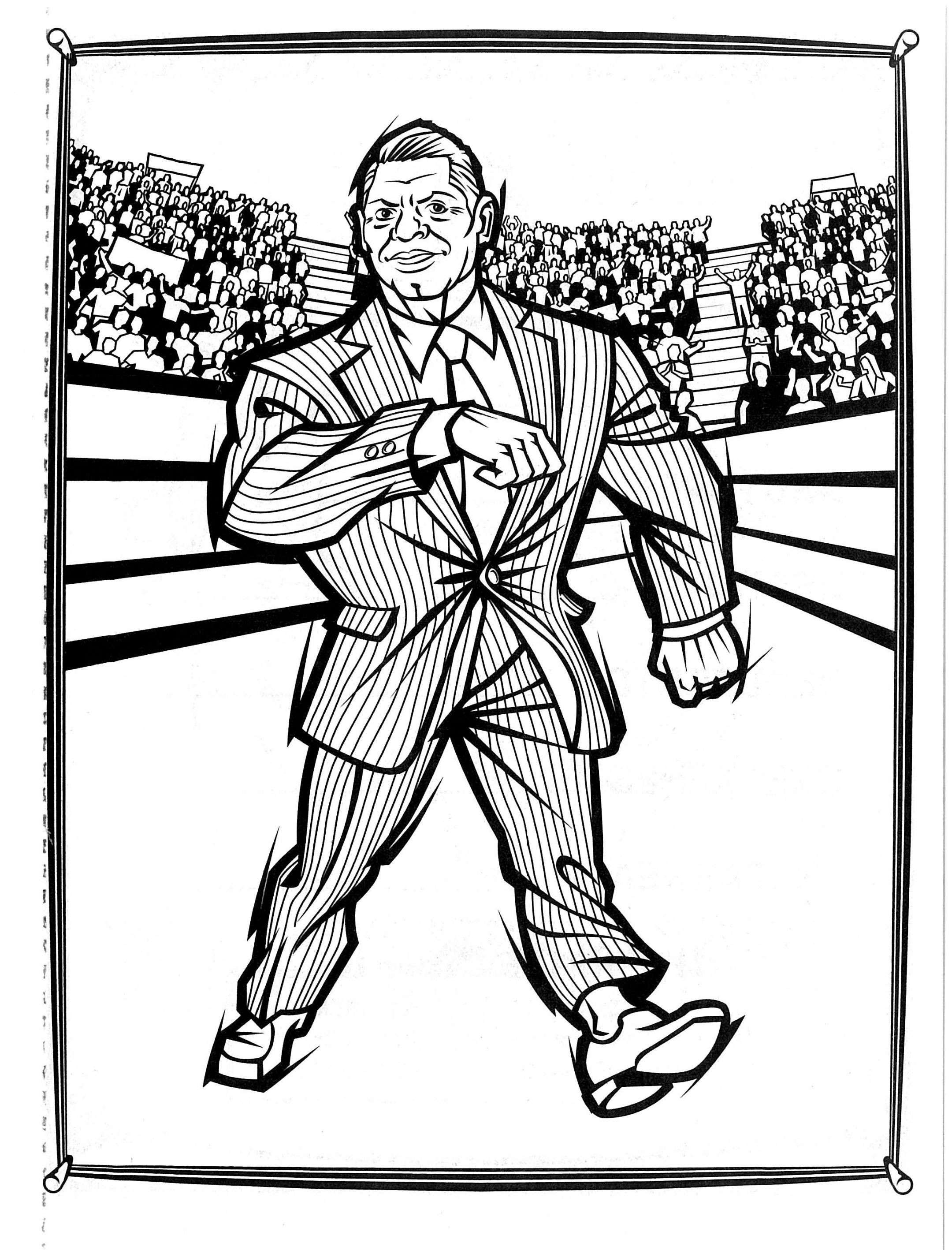 wwe colouring pictures wwe wrestler coloring pages coloring home pictures wwe colouring