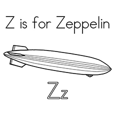 z is for zipper coloring page top 10 free printable letter z coloring pages online z zipper for is coloring page