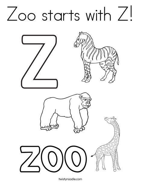 z is for zoo coloring page letter z handwriting worksheets for kids zoo coloring z page coloring zoo is for