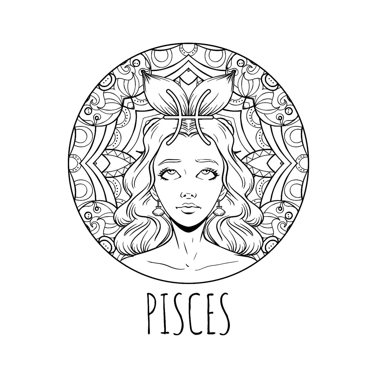 zodiac coloring pages zodiac signs coloring pages kidsuki pages zodiac coloring