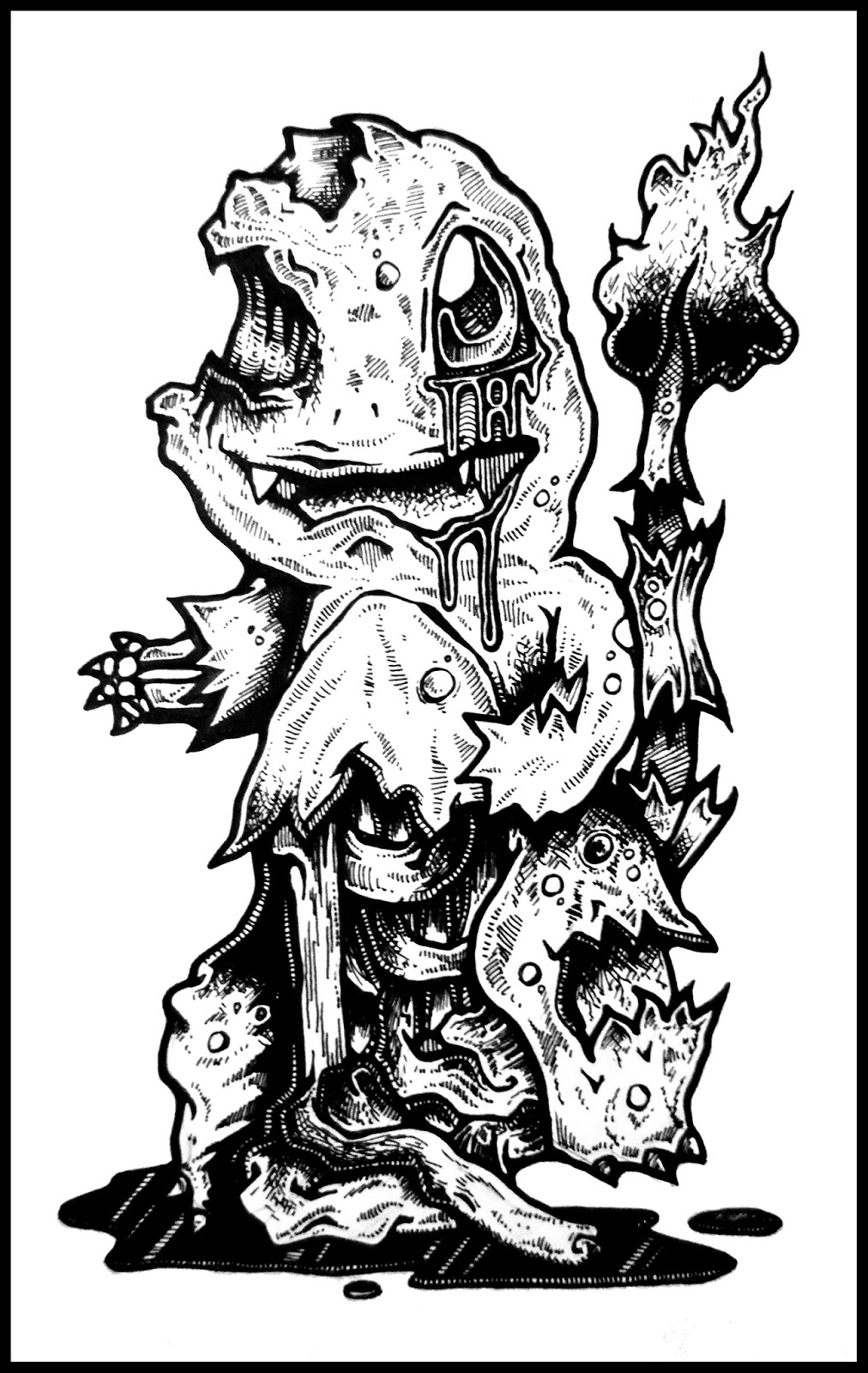 zombie pokemon coloring pages daryl hobson artwork zombie pokemon evolution lines pokemon pages zombie coloring